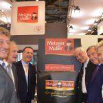 Metzger Muller change d'identité et dévoile son nouveau logo au SIAL