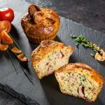Muffins knacks d'Alsace