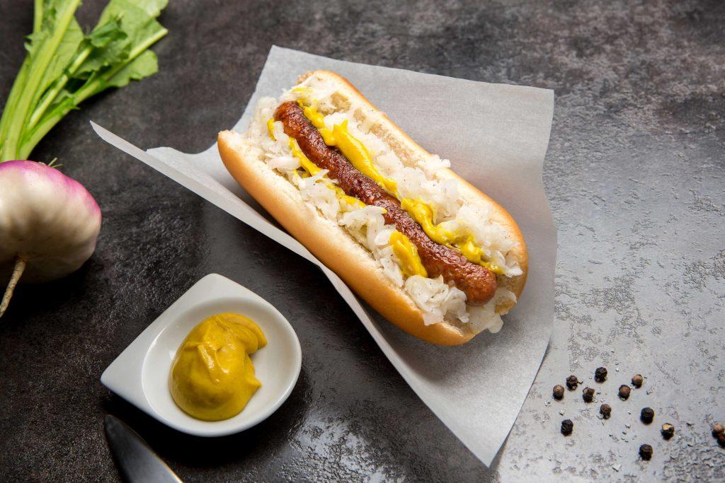 Hot-dog à la Strasbourgeoise