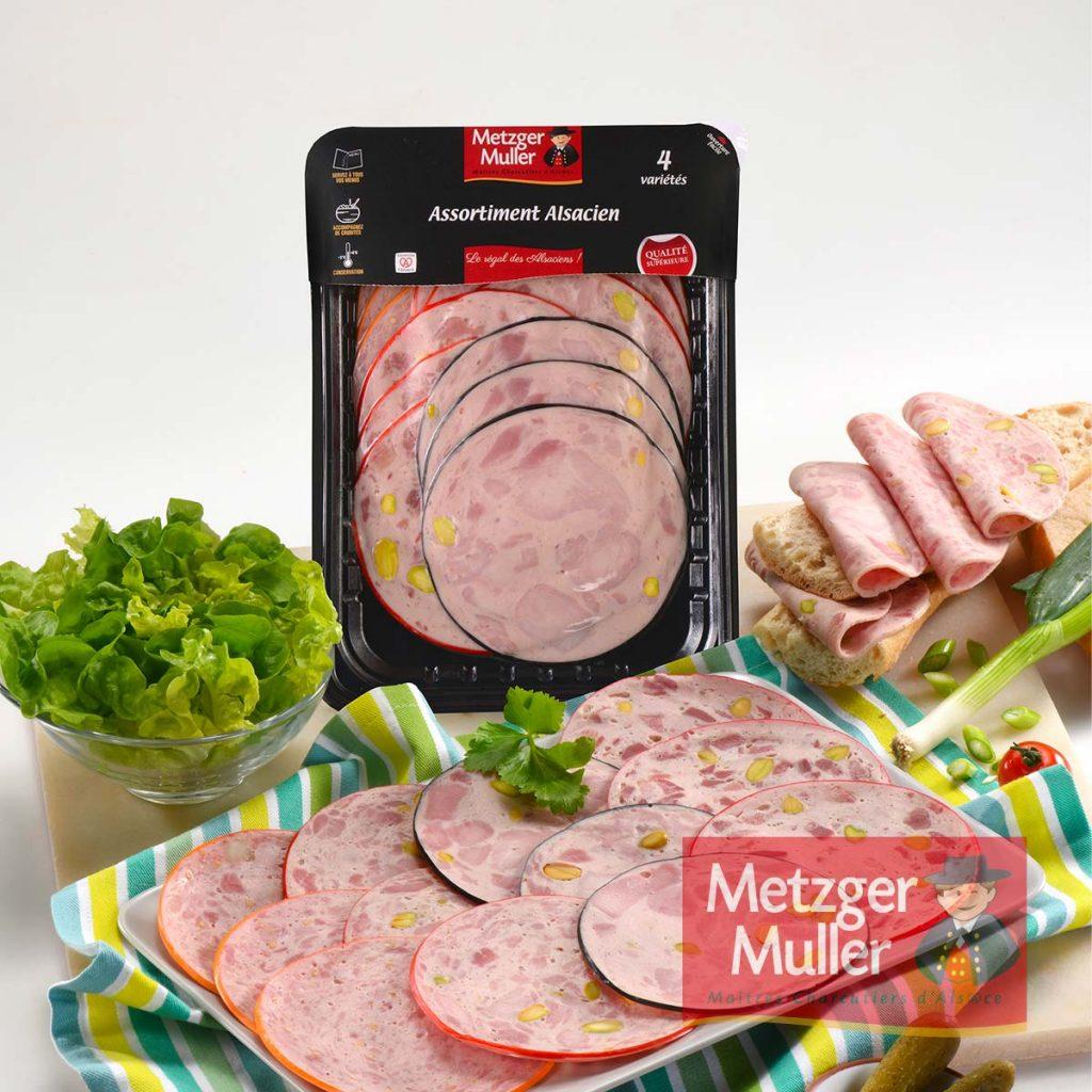 Metzger Muller - Assortiment Alsacien
