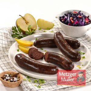Metzger Muller - boudin Alsacien
