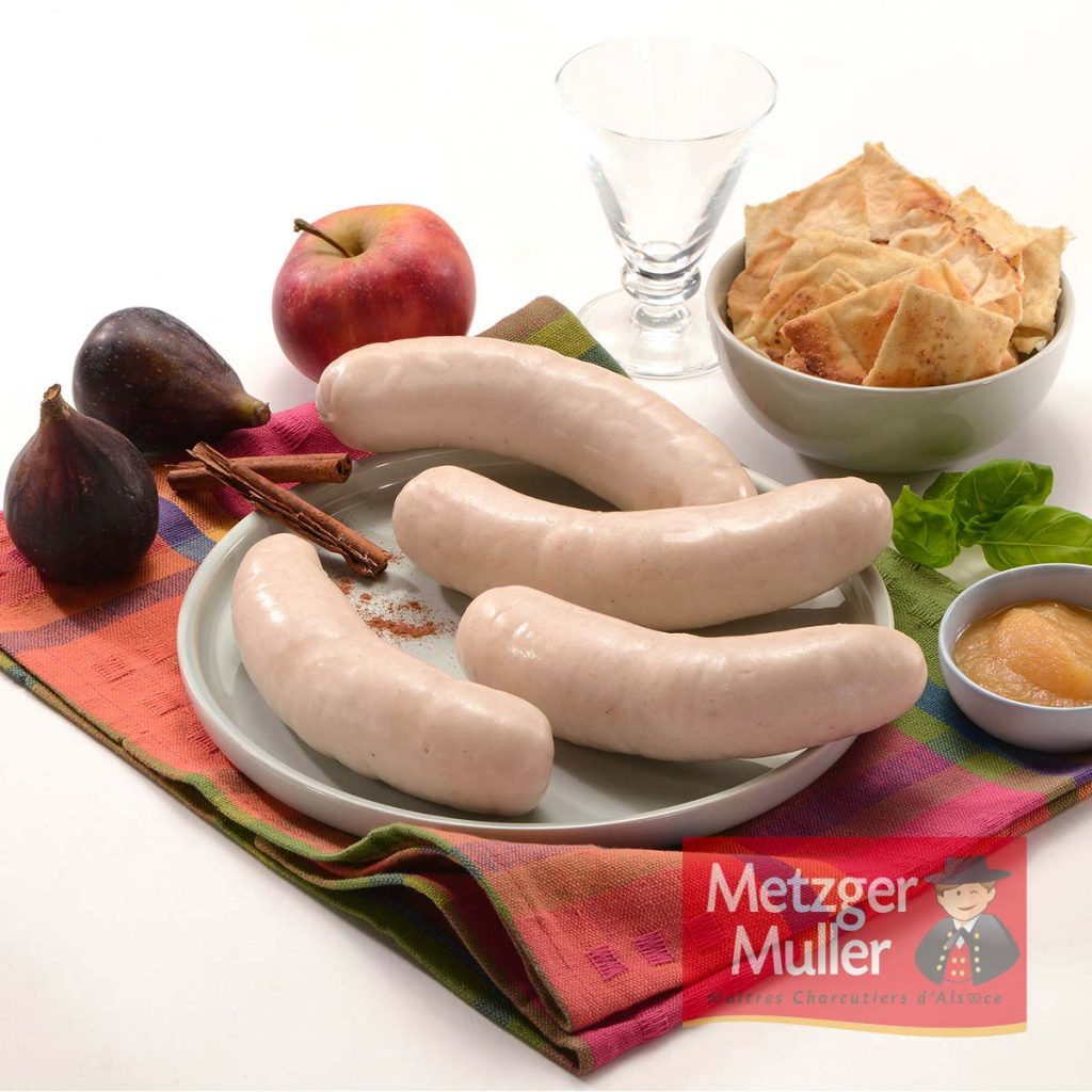 Metzger Muller - Boudin blanc au Porto