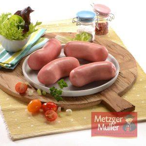 Metzger Muller - Cervelas de Strasbourg