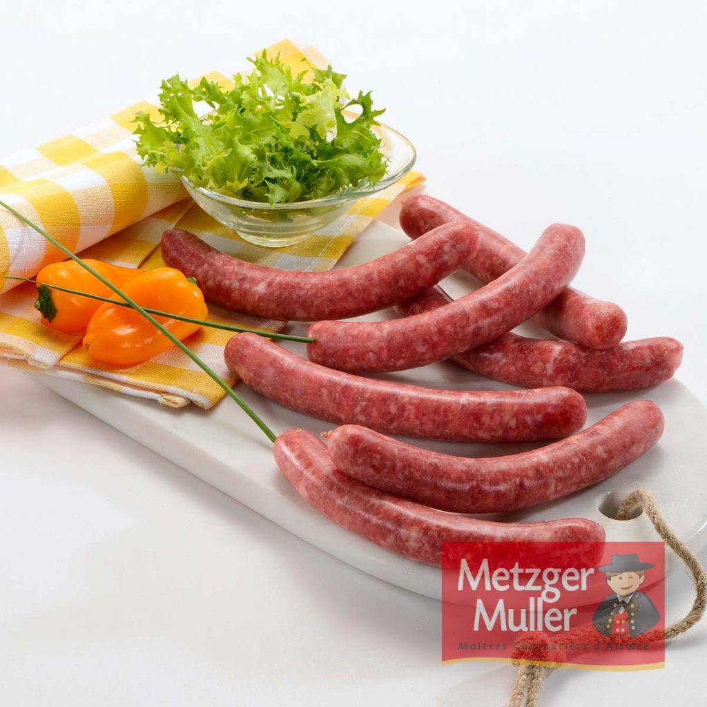 Metzger Muller - Chipolata
