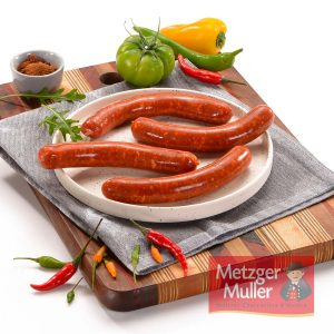 Metzger Muller - Chipolata mexicaine