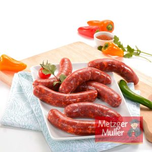 Metzger Muller - Chorizo à griller