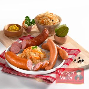 Metzger Muller - Choucroute Party