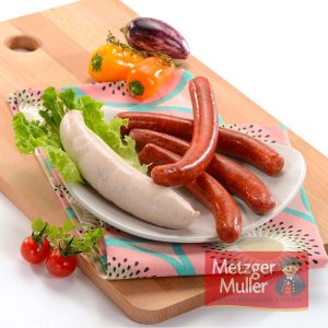 Metzger Muller - Duo Barbecue sous atmosphère