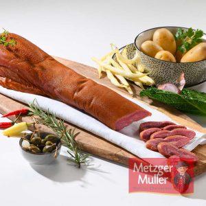 Metzger Muller - Langue de boeuf fumée