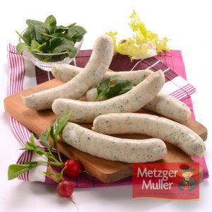 Metzger Muller - Saucisse blanche à griller gourmande