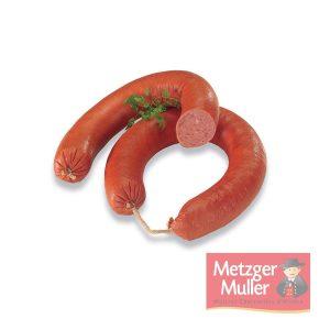 Metzger Muller - Saucisse hardimettwurst