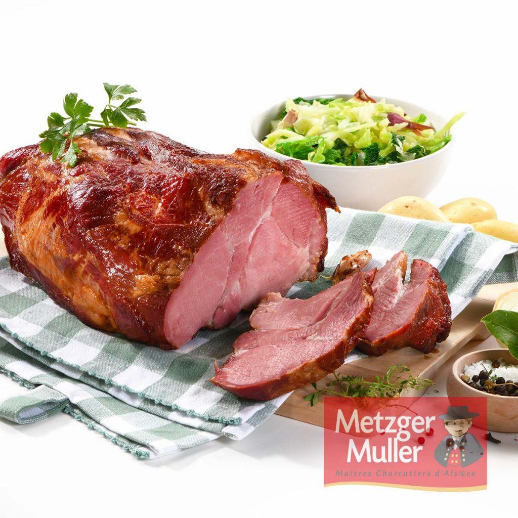 Metzger Muller - Échine fumée