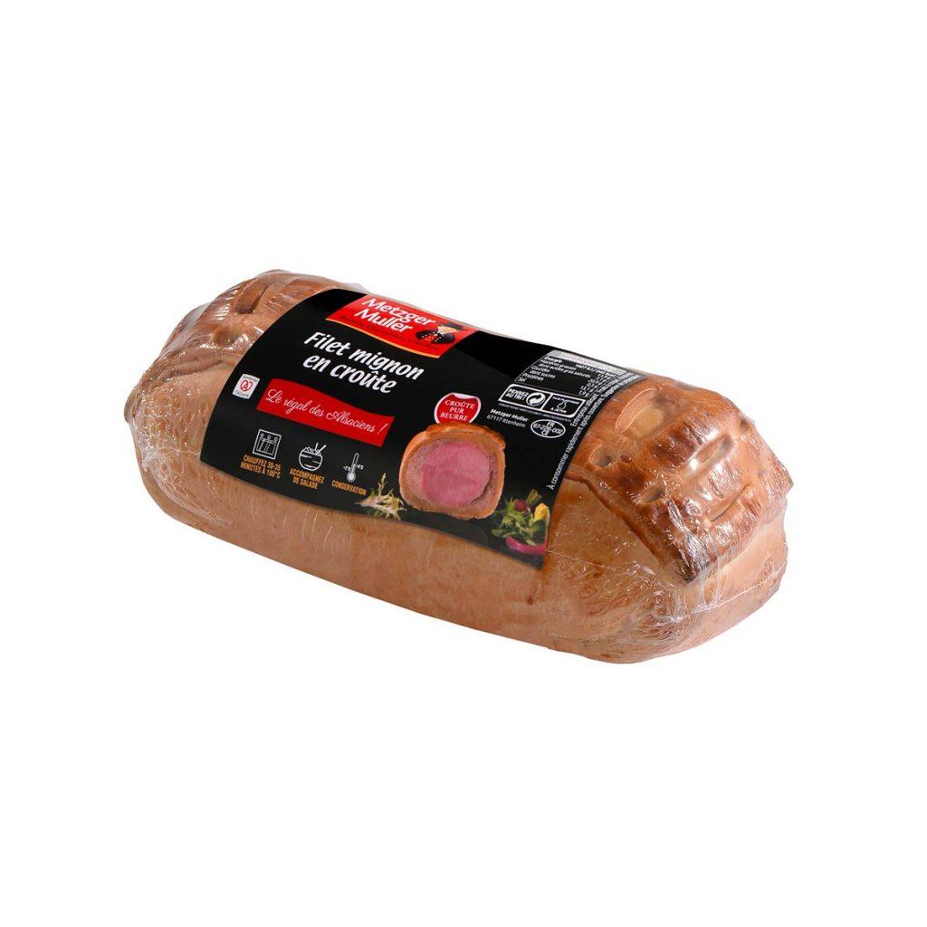 Metzger Muller - Filet mignon en croûte pur beurre