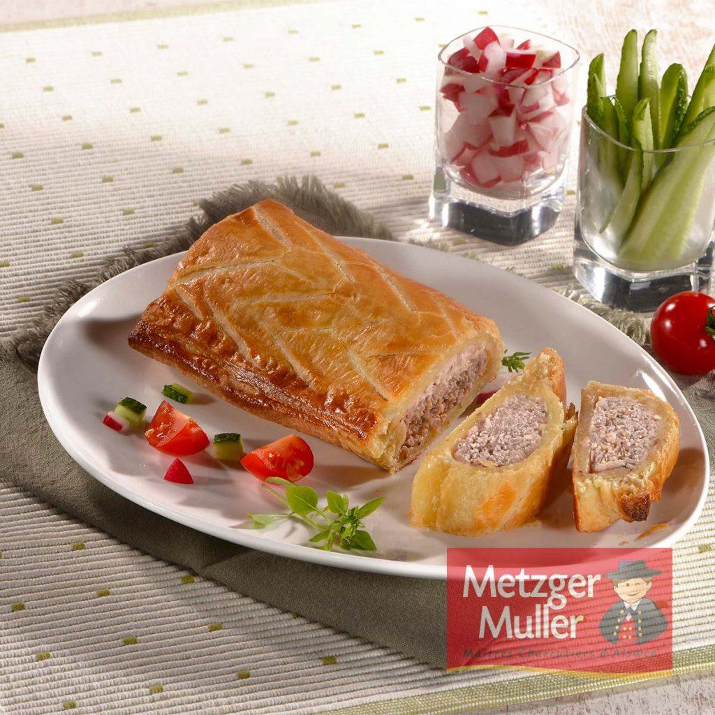 Metzger Muller - Friand