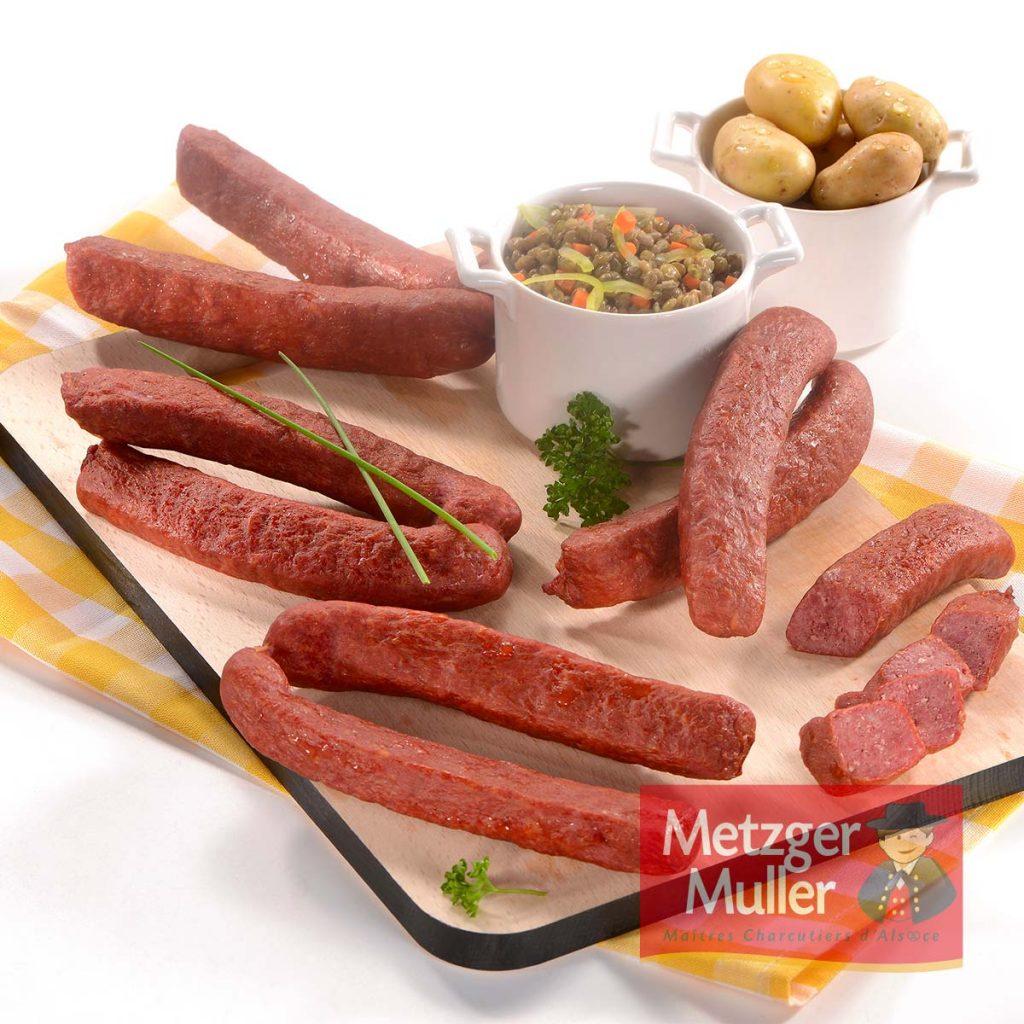 Metzger Muller - Gendarmes