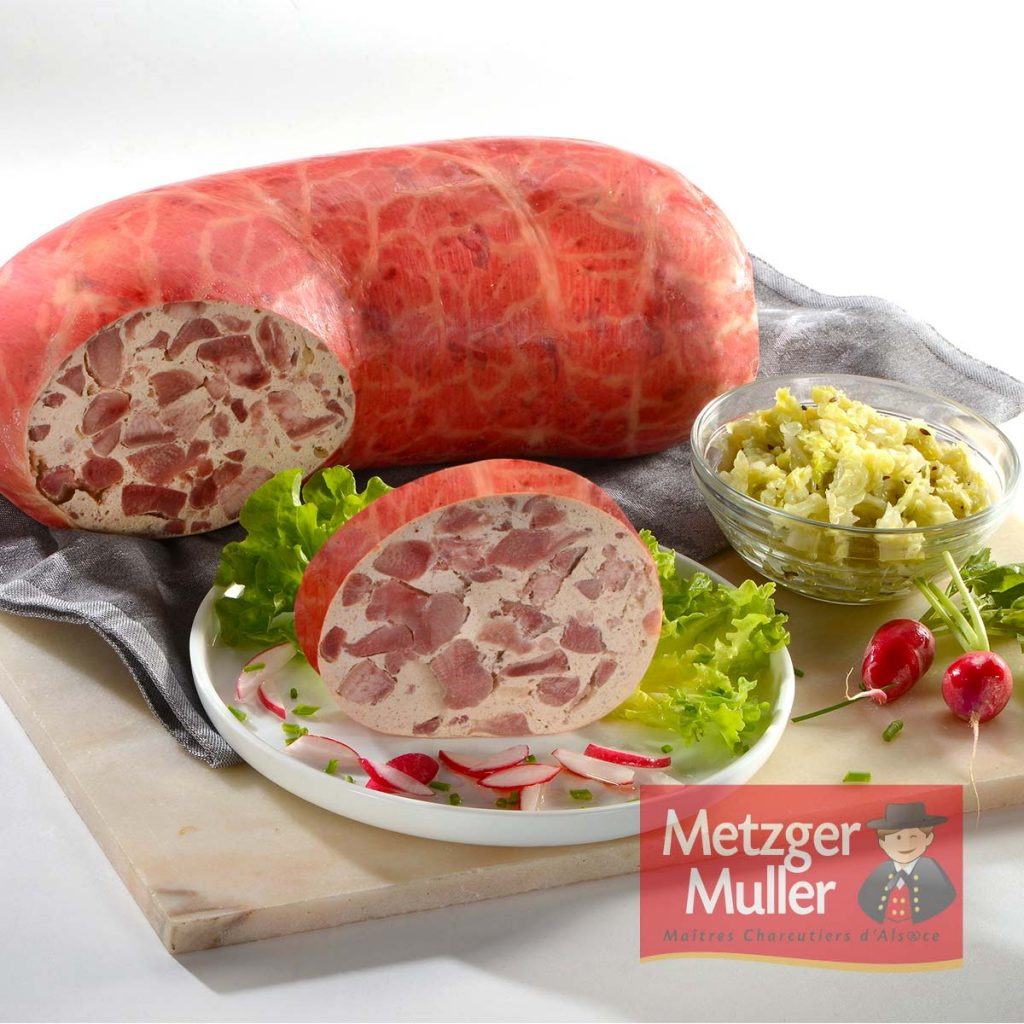 Metzger Muller - Hure rouge BN