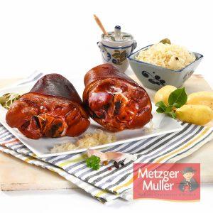 Metzger Muller - Jarret fumé