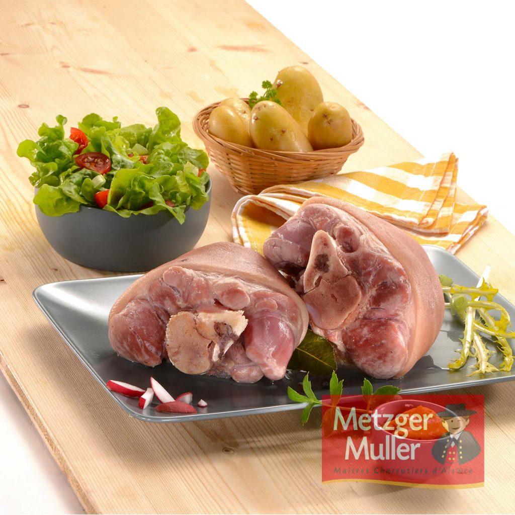 Metzger Muller - Jarret salé