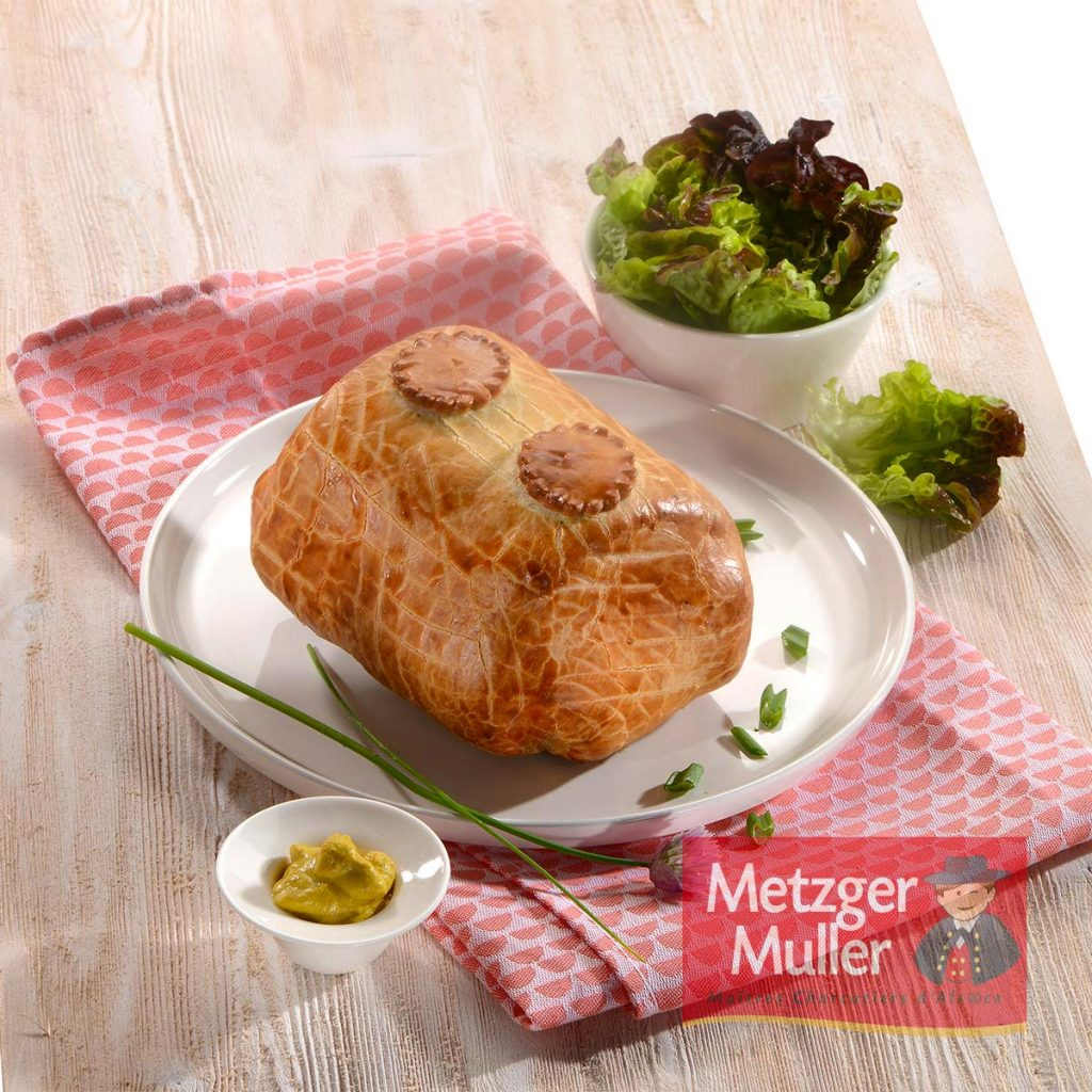 Metzger Muller - Kassler en croûte pur beurre