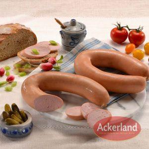 Metzger Muller saussice de viande ackerland