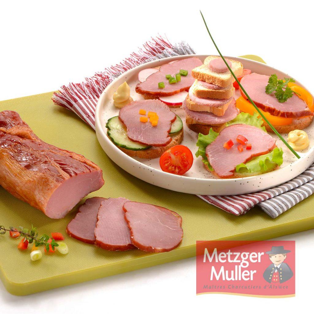 Metzger Muller - Filet Mignon gourmand nature