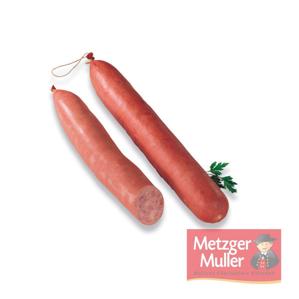 Metzger Muller - Saucisse de Lyon