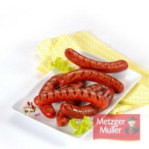 Metzger Muller - Véritables merguez