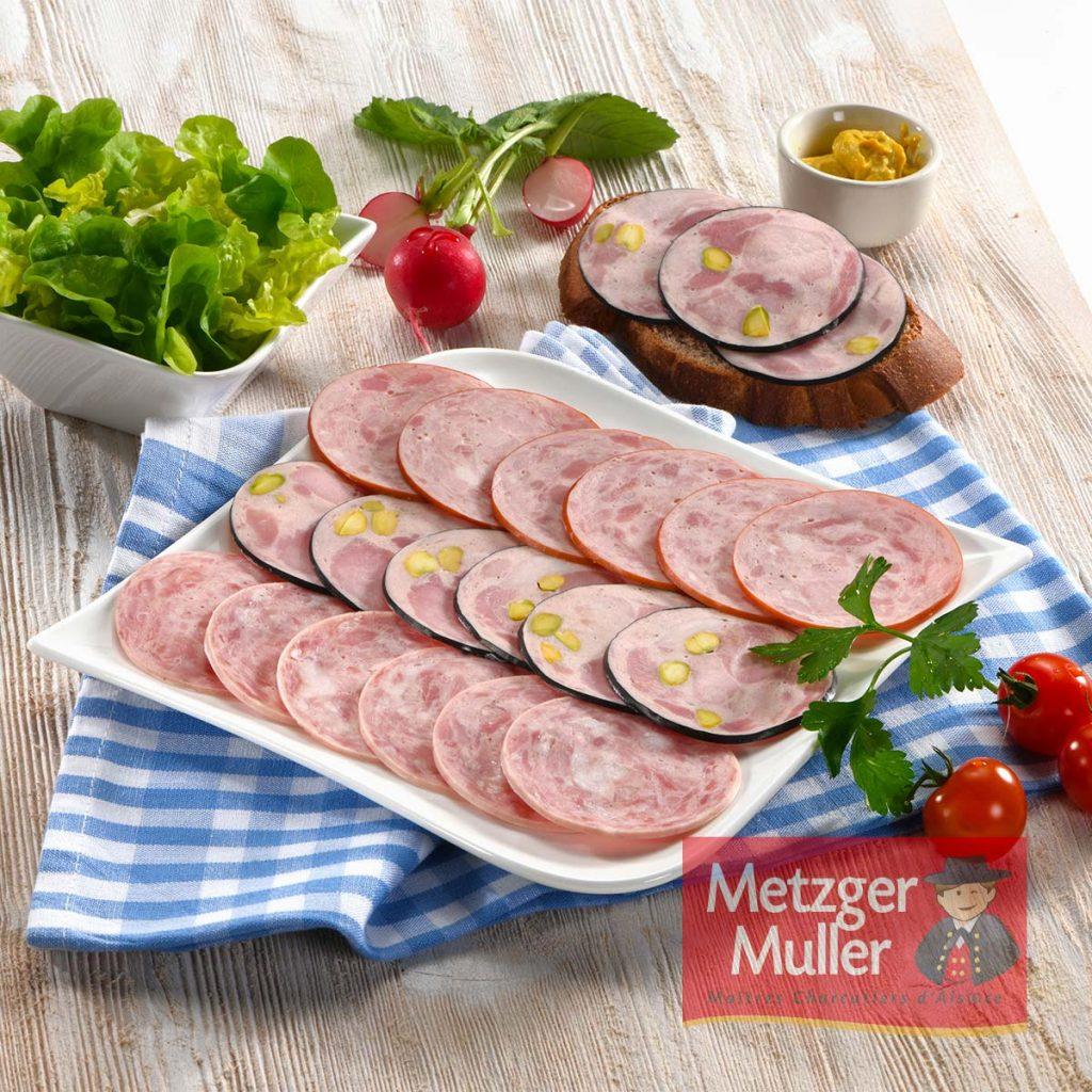 Metzger Muller - Mini assortiment Alsacien