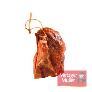 Metzger Muller - Palette fumée avec os