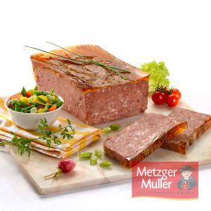 Metzger Muller - Pâté de campagne