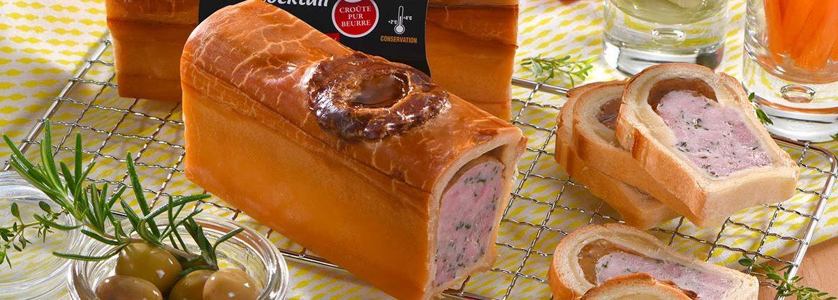 Metzger Muller - Pâté en croûte cocktail pur beurre
