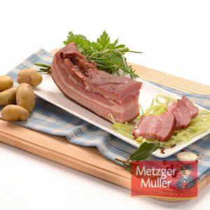 Metzger Muller - Poitrine fumée PP
