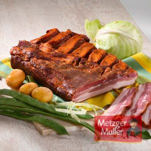 Metzger Muller - Poitrine salée sel sec