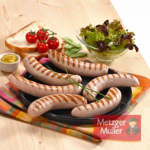 Metzger Muller - Saucisse à frire fine