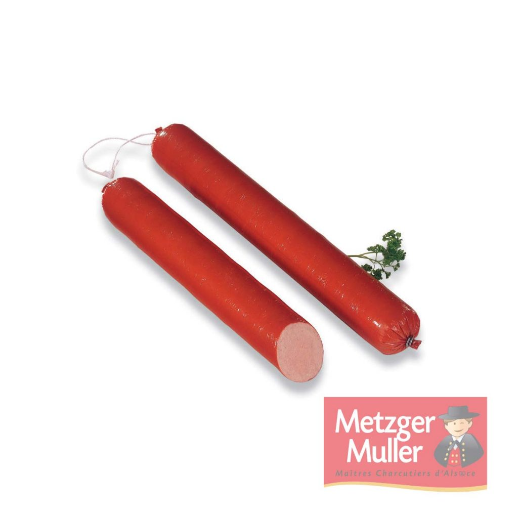 Metzger Muller - Saucisse à tartiner