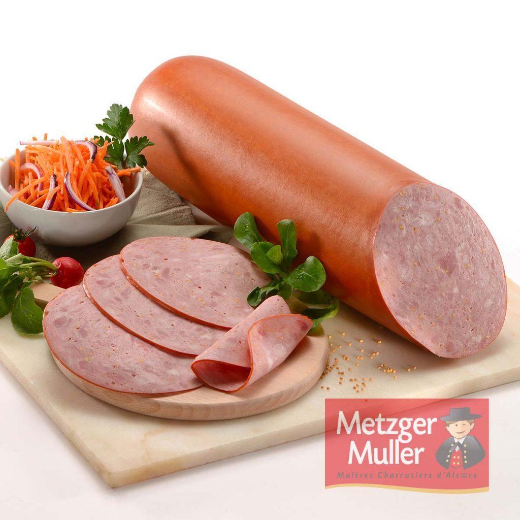 Metzger Muller - Saucisse de bière