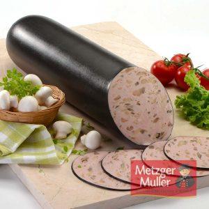 Metzger Muller - Saucisse aux champignons