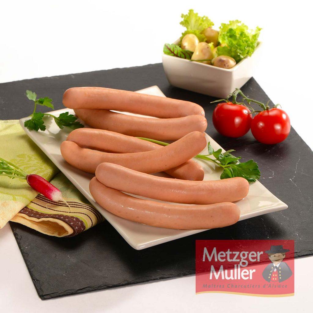 Metzger Muller - Saucisse de Francfort