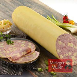 Metzger Muller - Saucisse au fromage