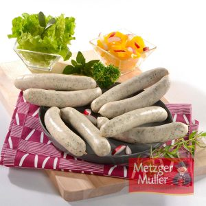 Metzger Muller - Saucisse Munichoise