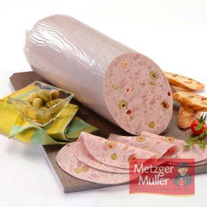 Metzger Muller - Saucisse aux olives