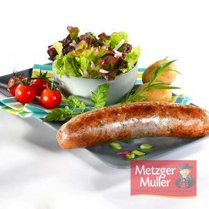 Metzger Muller - Saucisse de pommes de terre « Grumberewurst »