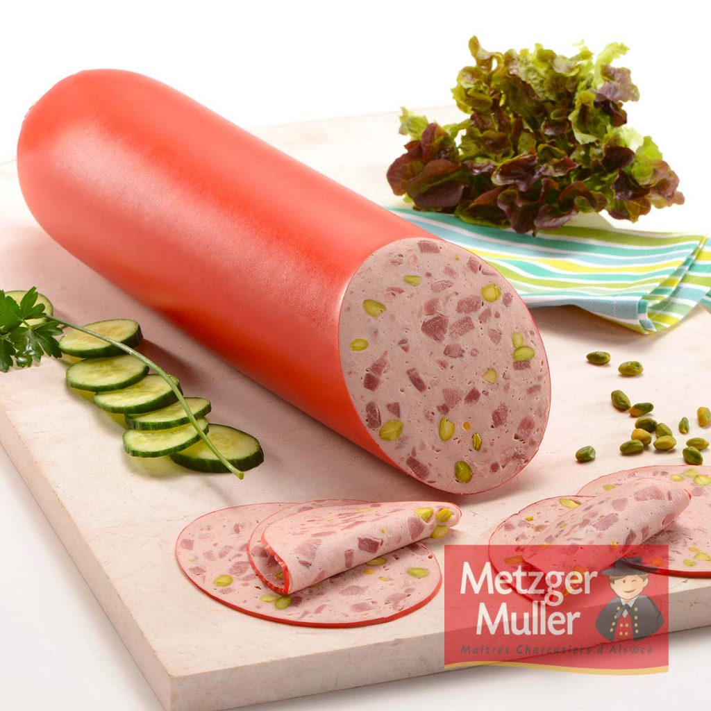 Metzger Muller - Saucisse Princesse