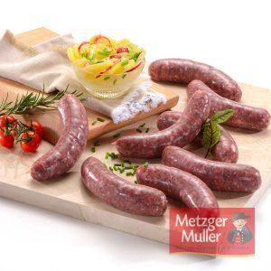 Metzger Muller - Saucisse de Toulouse
