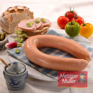 Metzger Muller - Saucisse de viande BN Ackerland