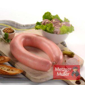 Metzger Muller - Saucisse de viande boyau naturel
