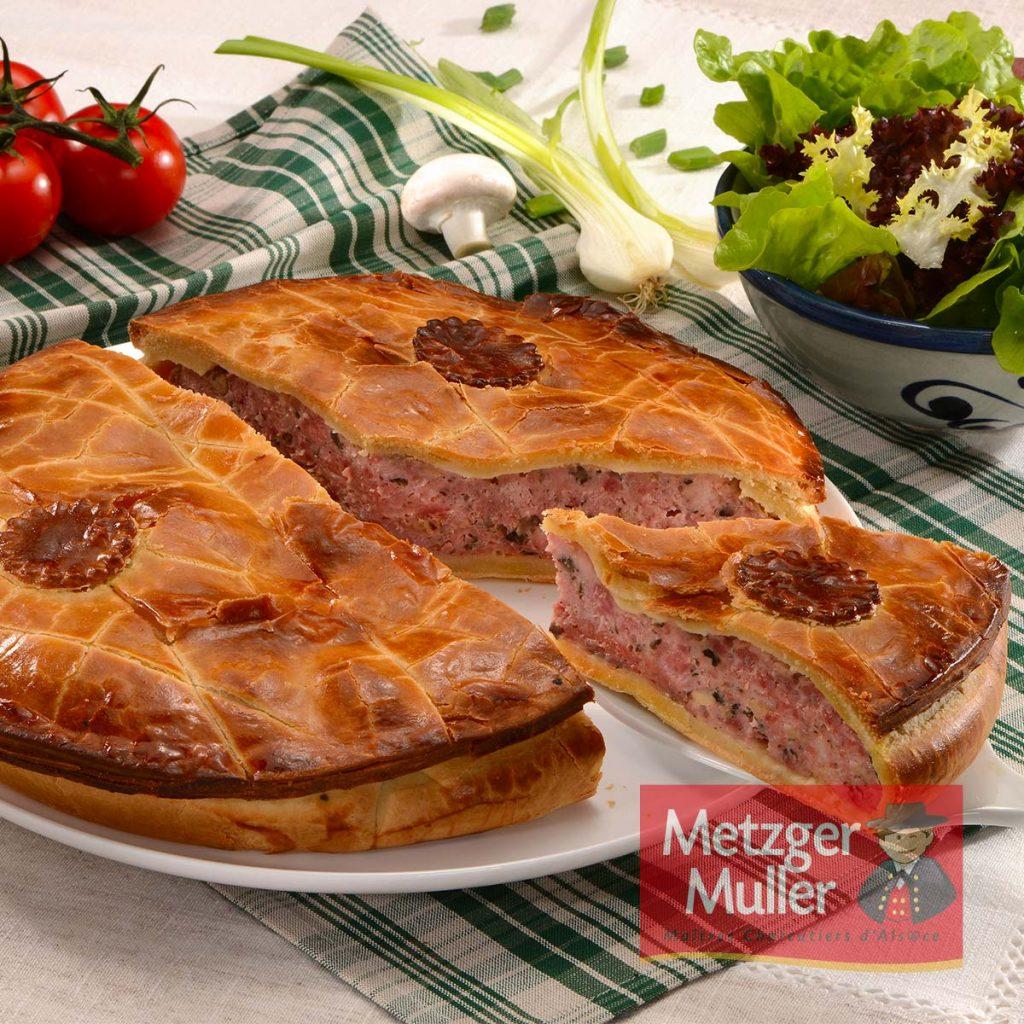 Metzger Muller - Tourte Ackerland