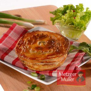 Metzger Muller - Tourte au Riesling d'Alsace